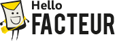 Hello facteur (logo du site)