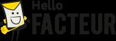 Hello facteur (logo du site)